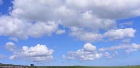 Caithness skyline