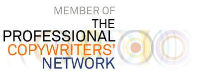 Professional Copywriters' Network Member