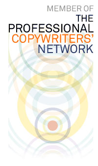 Professional Copywriters' Network Member