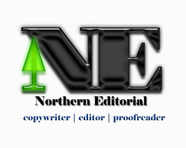 Sara Donaldson, Northern Editorial, copywriter, editor, copyeditor, proofreader