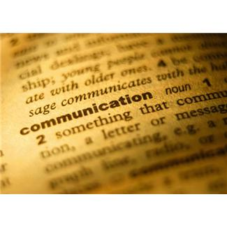 communication business dictionary