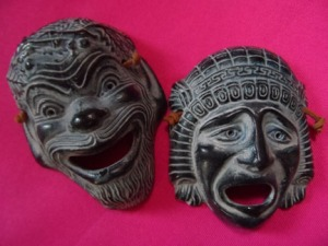 Greek Masks theatre
