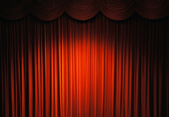 theatre curtains