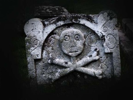 Logie gravestone
