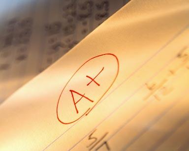 A+ Grade on Homework