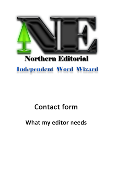 editor contact form