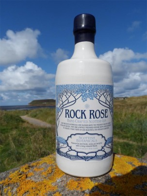 gin, rock rose gin, rock rose, spirits, alcohol
