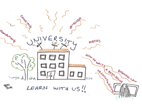 MOOC university