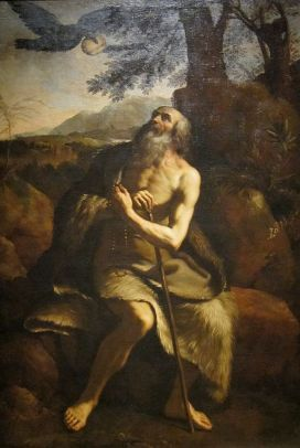 St Paul the Hermit