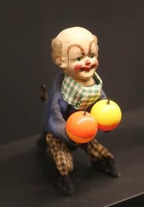 circus tin toys