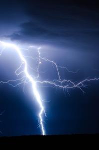 shock, electric, lightning