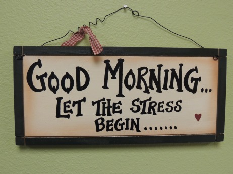stress, freelance