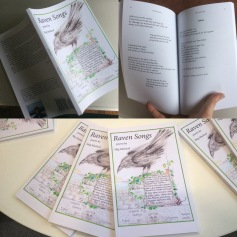 Raven Songs: poems by Meg Macleod