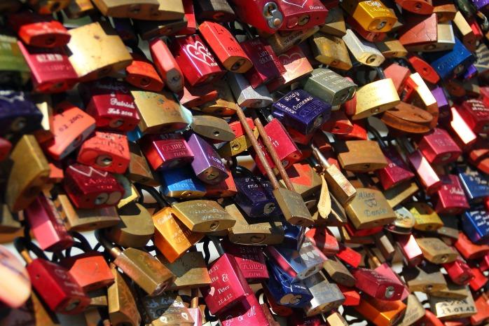 padlocks, promise
