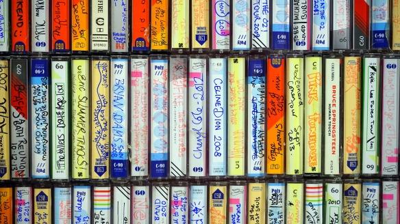 1980s cassettes
