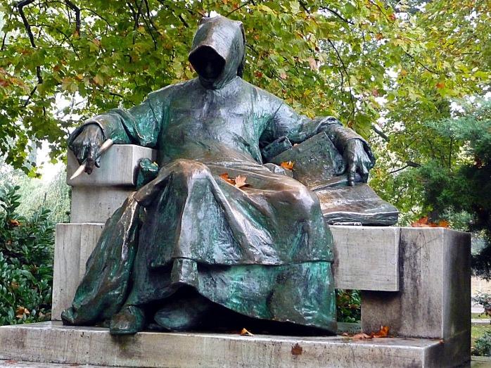 hidden, anonymous, sculpture, book, editor, copy editor