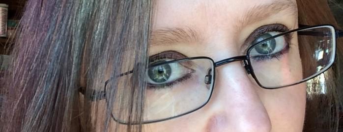 Sara Donaldson's stare