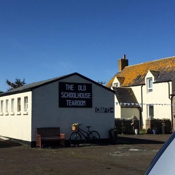 Old Schoolhouse Tearoom, John O'Groats