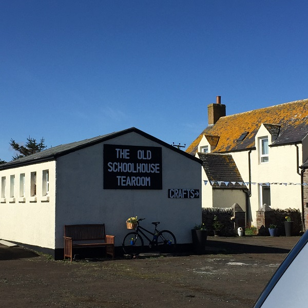 Old Schoolhouse Tearoom, John O'Groats