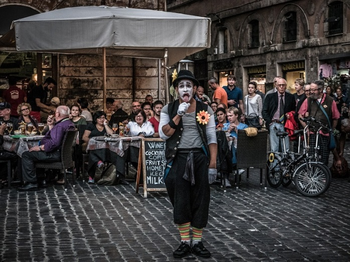 clown appreciation society