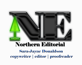 Sara Donaldson Northern Editorial - copyeditor, writer and storyteller for small and artisan businesses