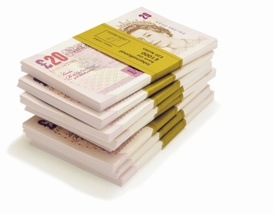 money, banknotes