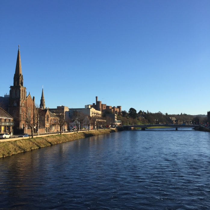 Inverness in January