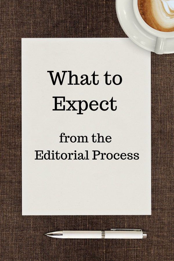 What to Expect from the Editorial Process.