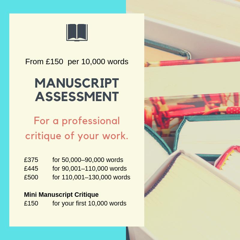 manuscript assessment, manuscript critique